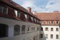Dachdeckermeister Graz Altenburger Dachdeckerei Graz_Fassadenverblechung_Fensterbänke_Herrengasse 02