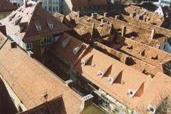 Altenburger Dachdeckerei Graz_Dacheindeckung mit Tondach Gleinstätten_über Hausverwaltung_Sackstrasse 24