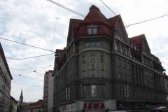 Dachdeckermeister Graz Altenburger Dachdeckerei Graz_Dacheindeckung Hochhäuser_Roseggerhaus Graz