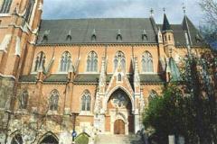 Dachdeckermeister Graz Altenburger Dachdeckerei Graz_Kirchdach Deckung_Turmdeckung_Leonhardkirche Graz
